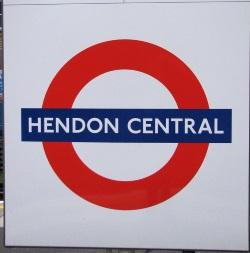 Hendon Station
